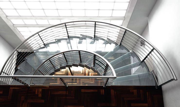 Requisitos de seguridad para barandillas de escaleras
