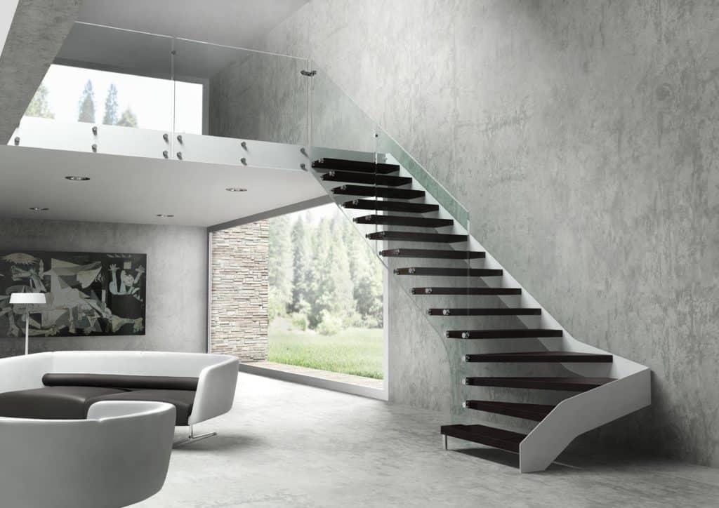 Escaleras originales de diseño