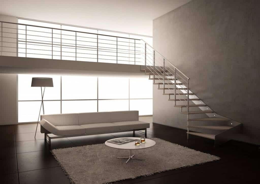 Ideas para decorar escaleras interiores. Pequeñas ideas para grandes cambios.