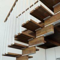 Escalera exterior madera - Enesca.es