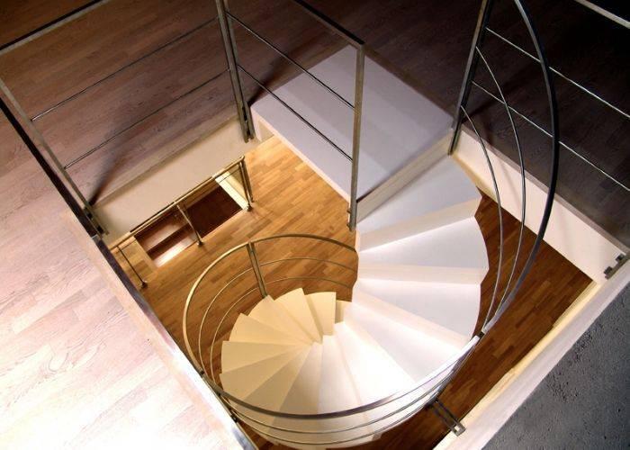 Ventajas de las escaleras de caracol tanto de madera como metálicas