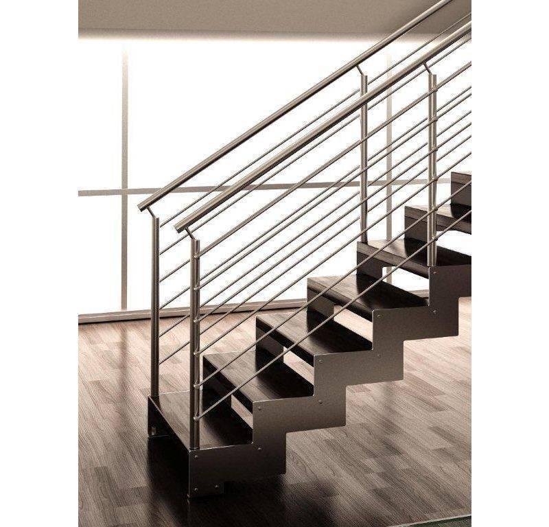 Escaleras voladas
