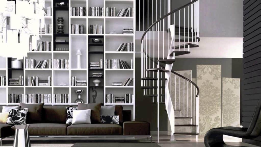 5 Modelos de escaleras para interior funcionales y de diseño.