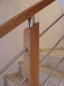 barandillas para escaleras