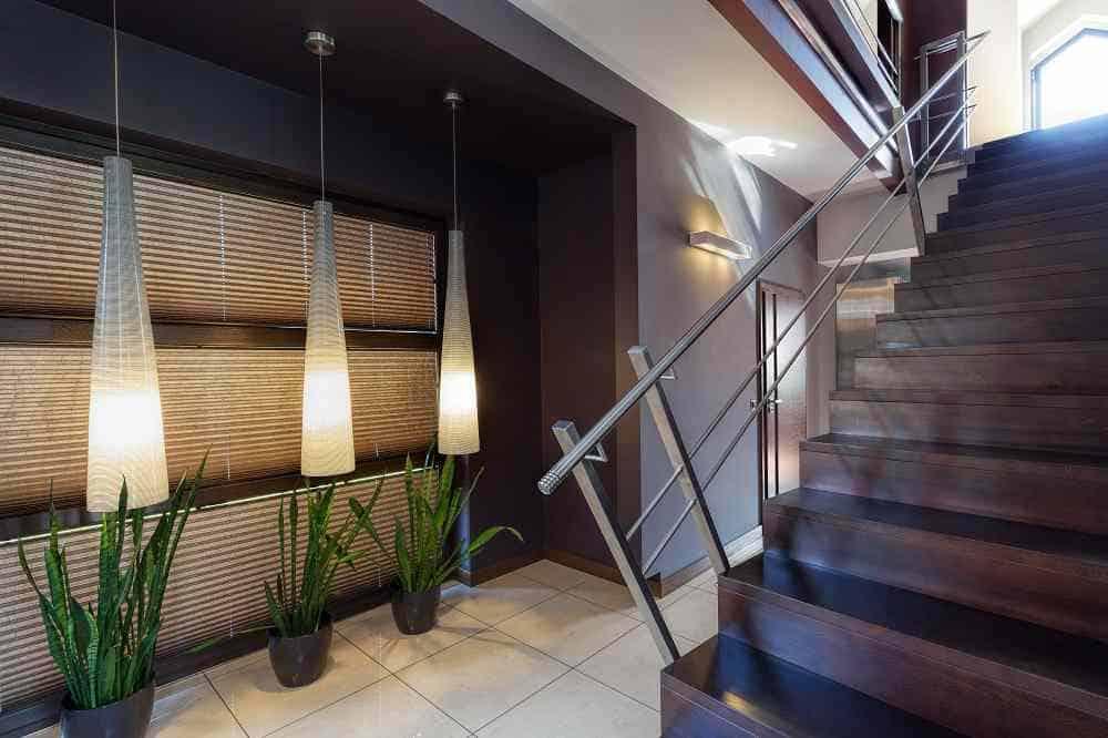 feng sgui decoración escaleras de entrada | Enesca.es