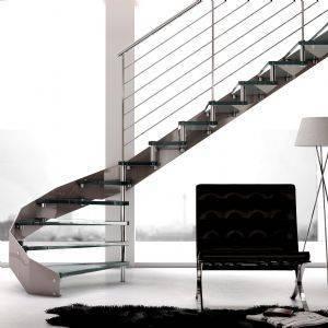 escaleras originales en tramos