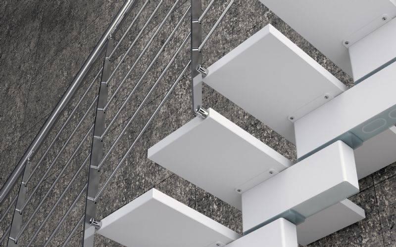 Peldaños de escalera originales para inspirarte | Enesca.es