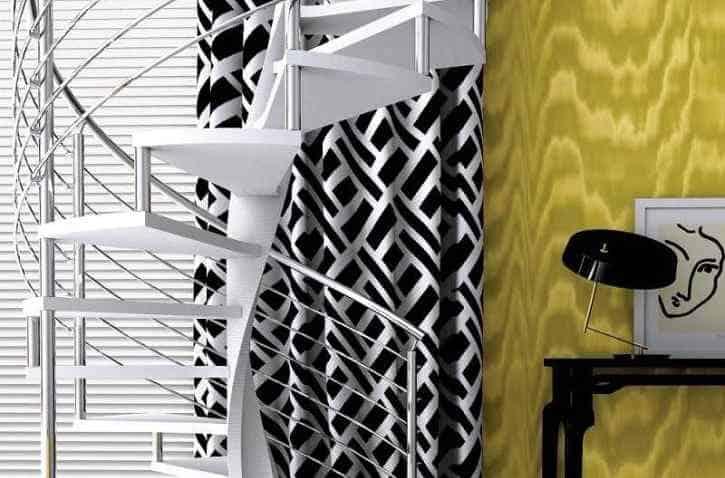 Escaleras interiores modernas ideales de Enesca.es