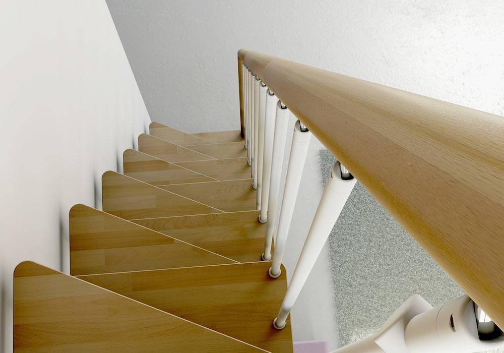 Modelos de escaleras interiores best resultado de imagen - Modelos de escaleras de madera ...
