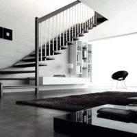 Escalera de tramos modelo Livia
