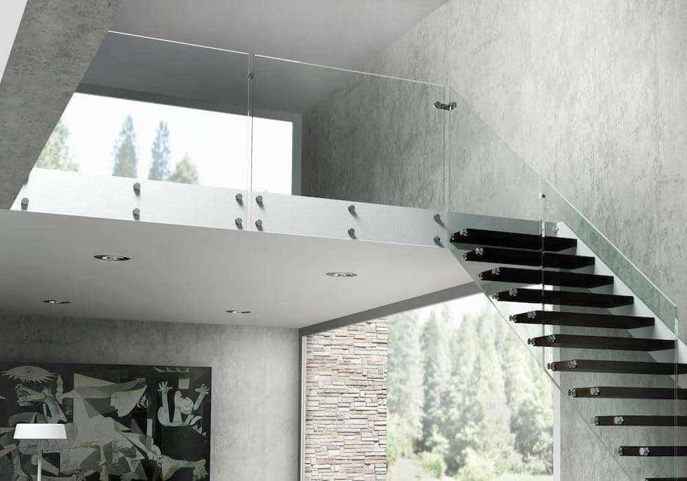 Escalera de tramos de diseño - Enesca.esesca.es