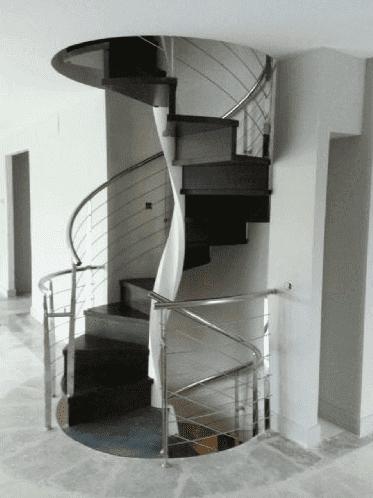Imágenes de Escalera caracol modelo E-20
