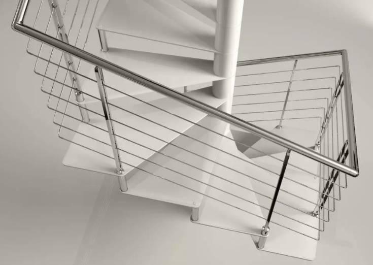 Escalera y Barandillas de acero inoxidable de Enesca.es