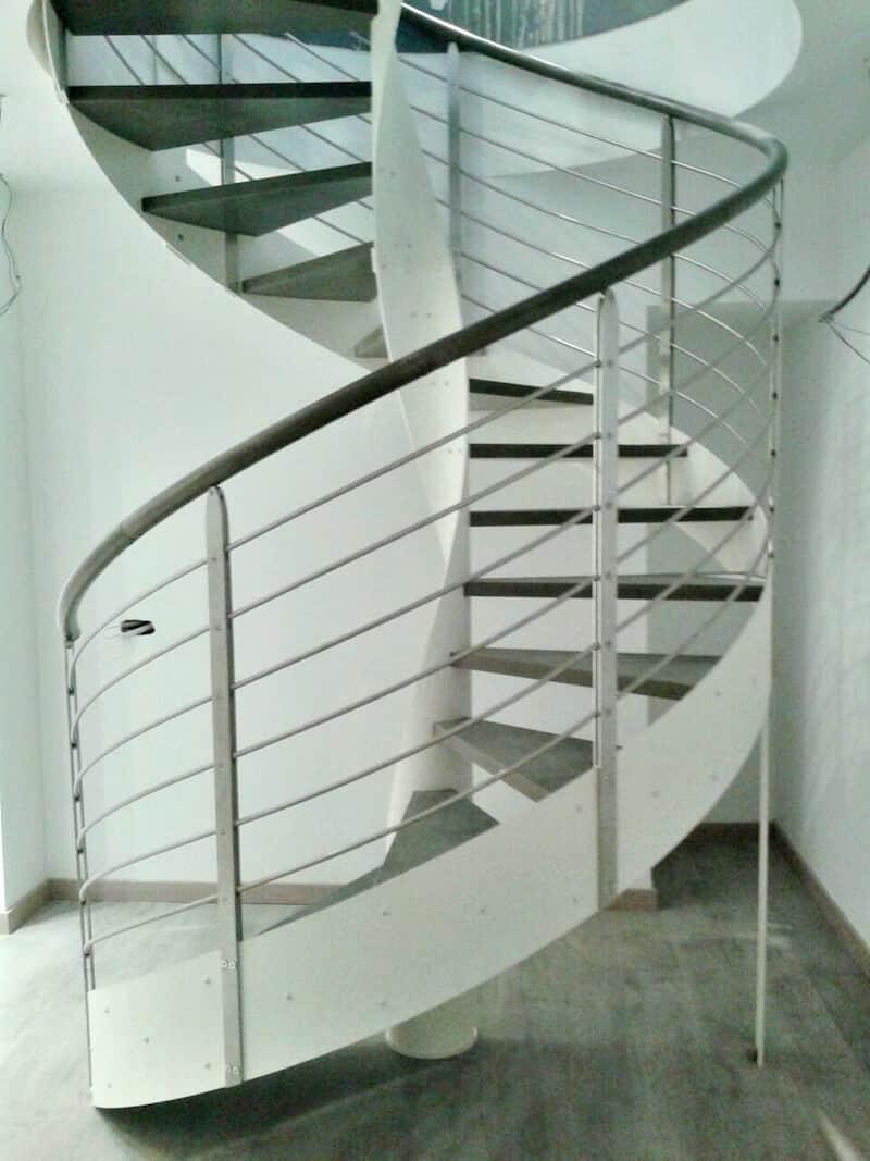 Barandilla de escalera - Enesca.es