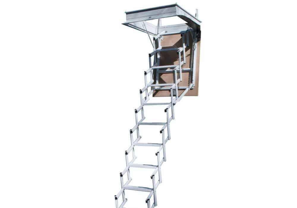 Escaleras plegables Elegant
