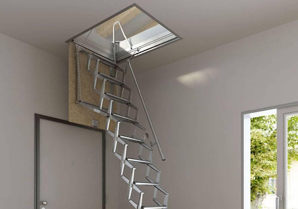 escaleras plegables Flexa