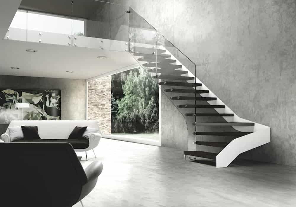 La importancia de las escaleras al reformar una vivienda